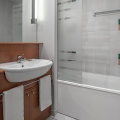 Citadines Apart`Hotel Montmartre Париж ванная