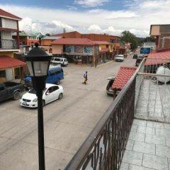 Отель Los Pinos Мексика, Креэль - отзывы, цены и фото номеров - забронировать отель Los Pinos онлайн балкон