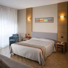 Hotel Clarici Сполето комната для гостей