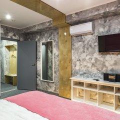 Гостиница Погости на Славянском Бульваре комната для гостей фото 4