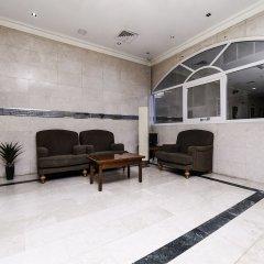 Отель Sunrise Hotel Apartments ОАЭ, Шарджа - отзывы, цены и фото номеров - забронировать отель Sunrise Hotel Apartments онлайн интерьер отеля фото 2