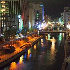 Fukuoka Hana Hostel Хаката бассейн