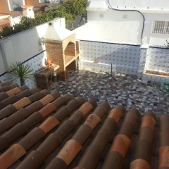 Отель Villa With 4 Bedrooms in Valencia, With Wonderful sea View, Private Po