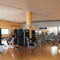 Отель Fairmont Rey Juan Carlos I фитнесс-зал