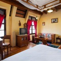 Saphir Dalat Hotel 3* Номер Делюкс с различными типами кроватей фото 3