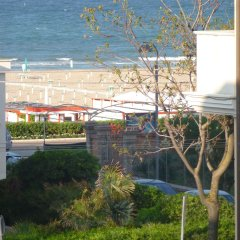 Hotel Marina Bay пляж