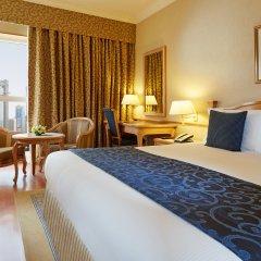 Отель Crowne Plaza Dubai комната для гостей фото 4