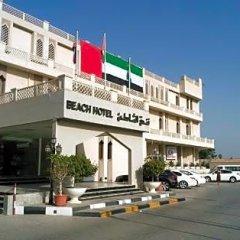 Отель Beach Hotel Sharjah ОАЭ, Шарджа - 8 отзывов об отеле, цены и фото номеров - забронировать отель Beach Hotel Sharjah онлайн парковка