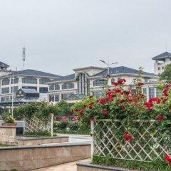 Suzhou Yangcheng Garden Hotel балкон