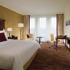 Отель Berlin Marriott Hotel Германия, Берлин - 3 отзыва об отеле, цены и фото номеров - забронировать отель Berlin Marriott Hotel онлайн комната для гостей фото 3