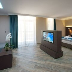 Гостиница Багатель в Кореизе отзывы, цены и фото номеров - забронировать гостиницу Багатель онлайн Кореиз комната для гостей фото 4