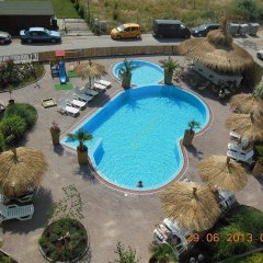 Отель Laguna Beach Hotel Болгария, Равда - отзывы, цены и фото номеров - забронировать отель Laguna Beach Hotel онлайн бассейн