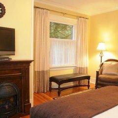 Отель Haddon House Bed & Breakfast Канада, Бурнаби - отзывы, цены и фото номеров - забронировать отель Haddon House Bed & Breakfast онлайн удобства в номере фото 2