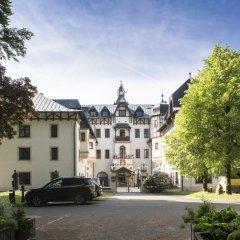 Отель Chateau Monty Spa Resort Чехия, Марианске-Лазне - отзывы, цены и фото номеров - забронировать отель Chateau Monty Spa Resort онлайн парковка