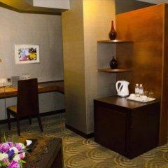Отель Star Points Hotel Kuala Lumpur Малайзия, Куала-Лумпур - отзывы, цены и фото номеров - забронировать отель Star Points Hotel Kuala Lumpur онлайн удобства в номере фото 2