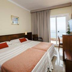 Отель Montecarlo Испания, Курорт Росес - 1 отзыв об отеле, цены и фото номеров - забронировать отель Montecarlo онлайн комната для гостей фото 4