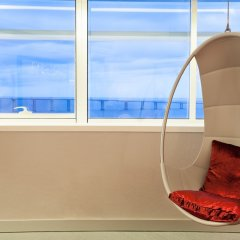 Отель Myriad by SANA Hotels ванная