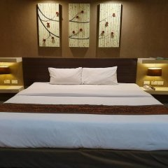 Отель Green Bells Residence New Petchburi Бангкок фото 6
