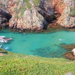 Отель The Village Praia D El Rey Golf & Beach Resort Обидуш приотельная территория фото 2