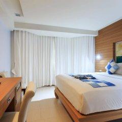 Chaweng Budget Hotel комната для гостей фото 5