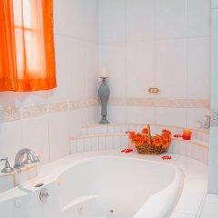 Отель Boutique Casa Jardines Гондурас, Сан-Педро-Сула - отзывы, цены и фото номеров - забронировать отель Boutique Casa Jardines онлайн ванная фото 2