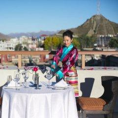 Shangri La Hotel Lhasa питание