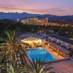 Отель Los Monteros Spa & Golf Resort балкон