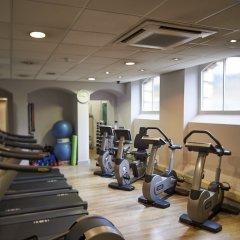 Отель Principal York фитнесс-зал фото 4