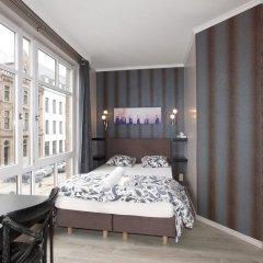 Отель B&B Antwerp Harbour View комната для гостей фото 2