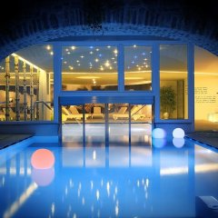 Отель Les Plaisirs d'Antan Италия, Аоста - отзывы, цены и фото номеров - забронировать отель Les Plaisirs d'Antan онлайн бассейн фото 2