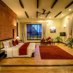 Отель Gokarna Forest Resort Непал, Катманду - отзывы, цены и фото номеров - забронировать отель Gokarna Forest Resort онлайн комната для гостей фото 5