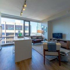 Отель BOQ Lodging Apartments In Rosslyn США, Арлингтон - отзывы, цены и фото номеров - забронировать отель BOQ Lodging Apartments In Rosslyn онлайн комната для гостей фото 5