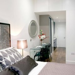 Апартаменты Valet Apartments Golden Square удобства в номере