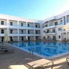 Апартаменты EVABELLE бассейн фото 2