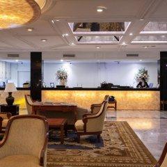 Отель The Tawana Bangkok интерьер отеля фото 2