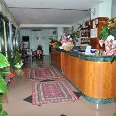 Отель Emilia Италия, Римини - отзывы, цены и фото номеров - забронировать отель Emilia онлайн интерьер отеля фото 2