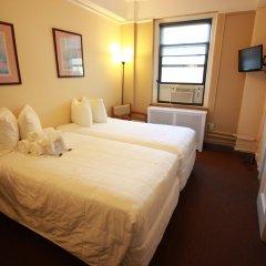 Отель Leo House США, Нью-Йорк - отзывы, цены и фото номеров - забронировать отель Leo House онлайн сейф в номере
