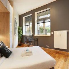 Отель Résidence Boulogne Булонь-Бийанкур комната для гостей фото 3