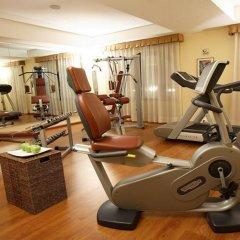 Отель Starhotels Majestic фитнесс-зал фото 2