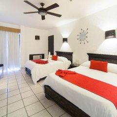 Отель Coral Costa Caribe комната для гостей фото 3
