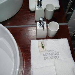 Отель Quinta Manhas Douro ванная
