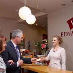 Отель Edvards Латвия, Рига - 2 отзыва об отеле, цены и фото номеров - забронировать отель Edvards онлайн спа
