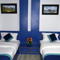 Отель Nana Homes Непал, Катманду - отзывы, цены и фото номеров - забронировать отель Nana Homes онлайн комната для гостей фото 5