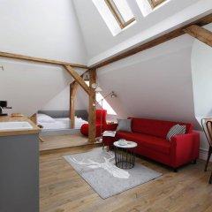 Апартаменты RJ Apartments Westerplatte Сопот комната для гостей фото 2