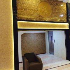 Tugra Hotel Адыяман сейф в номере