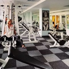 Hotel Duo фитнесс-зал