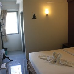 Отель Rooms@krabi Guesthouse Таиланд, Краби - отзывы, цены и фото номеров - забронировать отель Rooms@krabi Guesthouse онлайн комната для гостей фото 3