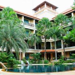 Отель Le Casa Bangsaen Таиланд, Чонбури - отзывы, цены и фото номеров - забронировать отель Le Casa Bangsaen онлайн бассейн фото 2