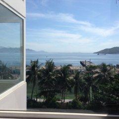 Отель Maritime Hotel Nha Trang Вьетнам, Нячанг - отзывы, цены и фото номеров - забронировать отель Maritime Hotel Nha Trang онлайн комната для гостей фото 2