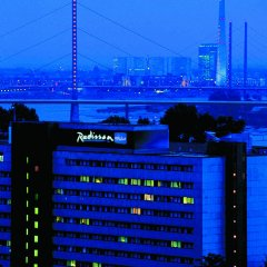Radisson Blu Scandinavia Hotel, Düsseldorf фото 10